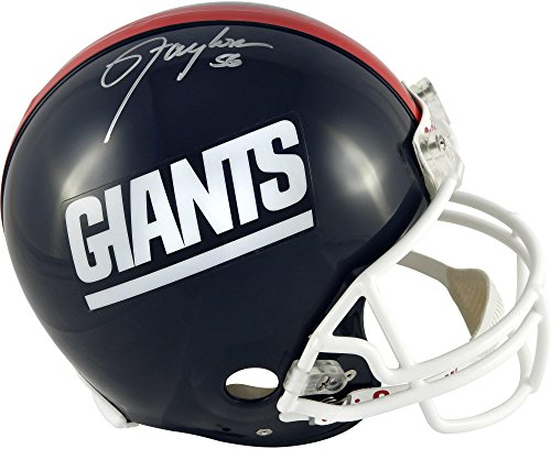 Lawrence Taylor New York Giants Autographed Pro-Line Riddell Authentic Helmet - Fanatics Authentic Certified ()