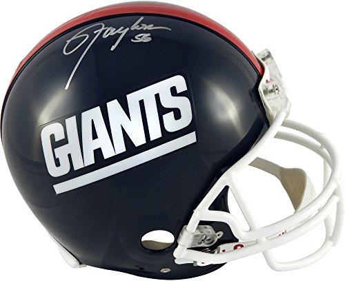 Lawrence Taylor New York Giants Autographed Pro-Line Riddell Authentic Helmet - Fanatics (Autographed Giants Pro Line Helmet)