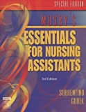 Special Edition of Mosby's Essentials for Nursing Assistants 9780323043465