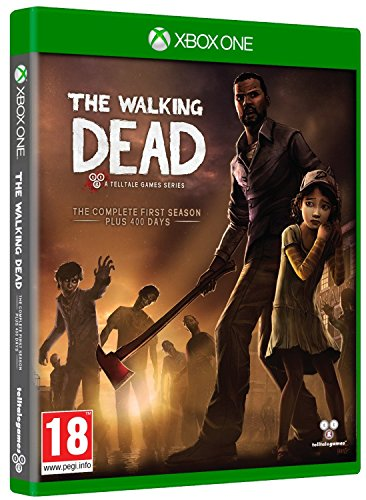 The Walking Dead The Complete First Season (Xbox One)