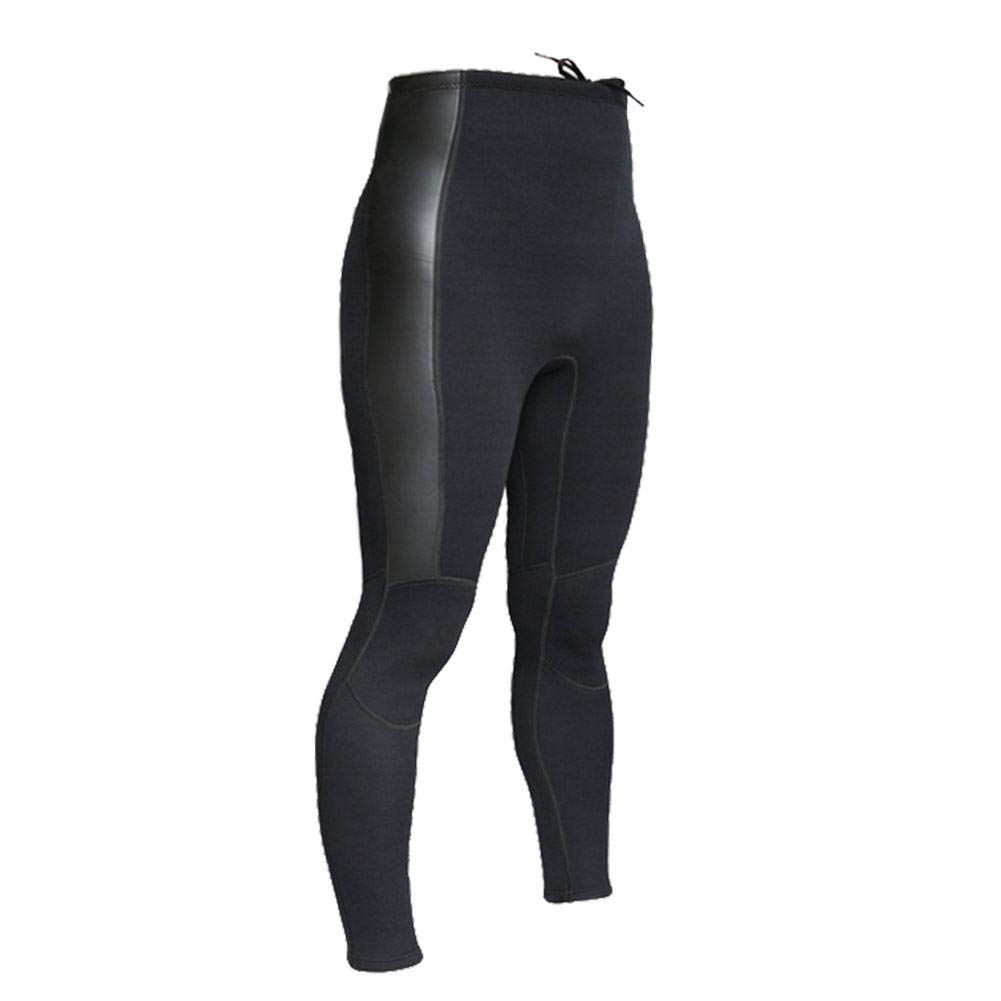 Vbestlife. SLINX Unisex Diving Pants Swim Tights Wetsuit Pants Men and Women's 2mm Neoprene Long Trousers Warm for Wetsuit Surfing Water Sports XSPAN Surfing Scuba Diving Snorkeling Canoeing Stand(L)
