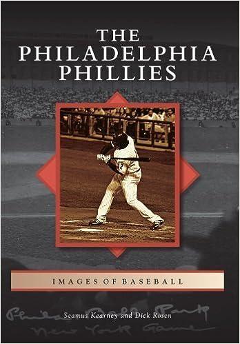 Book The Philadelphia Phillies (Images of Baseball) by Seamus Kearney (2011-04-18)