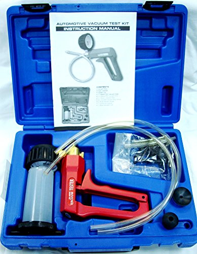 New Auto-motive Car Truck Tools HEAVY DUTY VACUM METAL PROFESSIONAL PUMP SET by King Tool (Image #2)