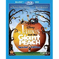James and the Giant Peach Special Edition Blu-ray Deals