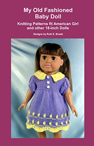 Amazon My Old Fashioned Baby Doll Knitting Patterns Fit