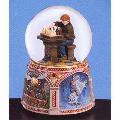 San Francisco Music Box Harry Potter Ron Weasley WG