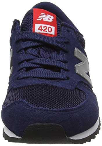 New Balance 420 70s Running, Zapatillas Unisex Adulto Azul (Navy)