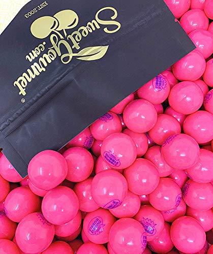 Original Dubble Bubble Classic Pink Gumballs 1928 | Bubble Gum Balls | 1