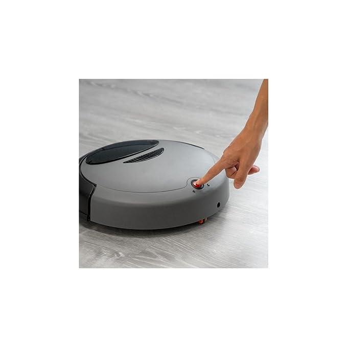 Robot aspirapolvere e lavapavimenti compact plus 5008 (1000040108): Amazon.es: Deportes y aire libre