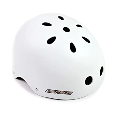 ÉSASAM Kids Multi-Sport Helmet - with Certified Safety, for Skateboard-Ski -Skating-Roller Protective Gear Suitable for 3 to 8 Years Old Girls/Boys