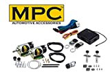 2 Door Popper Kit 60 Pound System with Remotes - New Design Save Hours on Installation