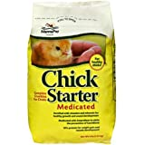 Manna Pro Medicated Chick Starter Crumbles, 5 Lb