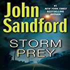 Storm Prey: A Lucas Davenport Novel Audiobook by John Sandford Narrated by Richard Ferrone