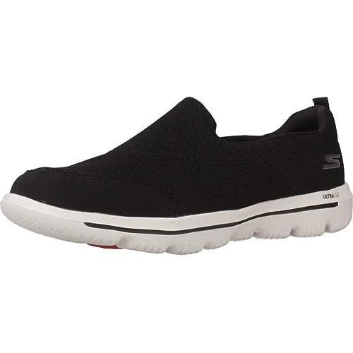 Skechers Go Walk Evolution Ultra Reach 15730, Zapatillas sin Cordones para Mujer
