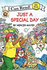 Little Critter: Just a Special Day (My First I Can Read) Paperback