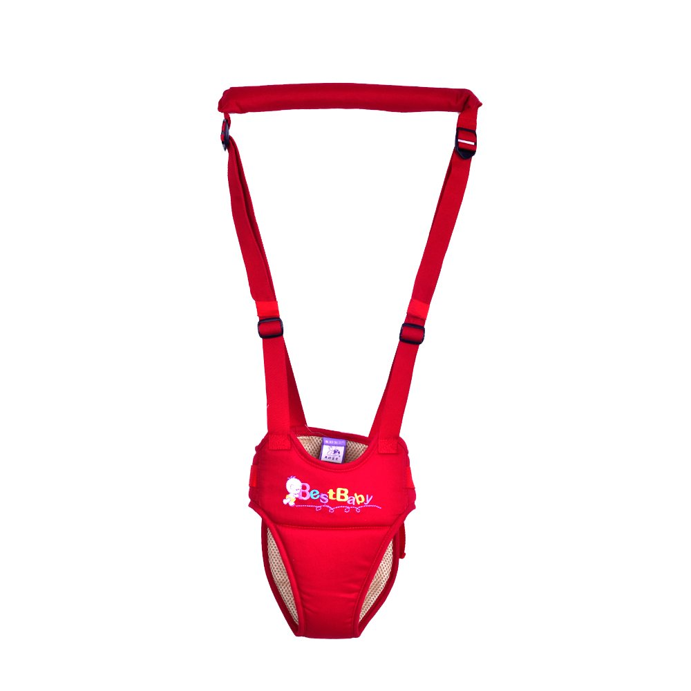 Bestbaby MH2001 Adjustable Safety Baby Harness (Red) by Bestbaby Deeling style