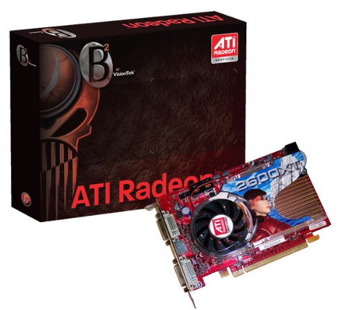 Radeon HD2600XT Pcie 512MB 2PORT Dvi-i Tv/hdtv Out
