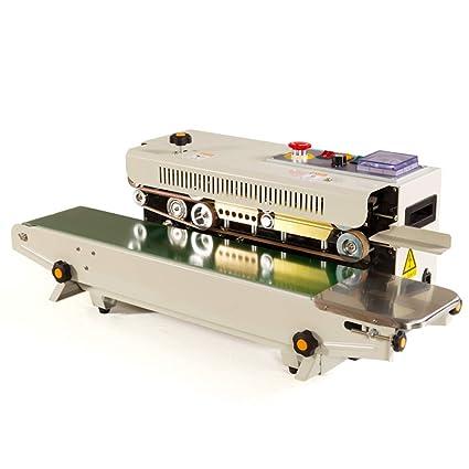 Sgsg Máquina Sellado Continuo FR-900 Automático Continuo ...
