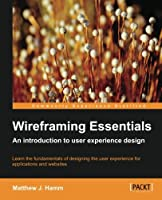 Wireframing Essentials Front Cover
