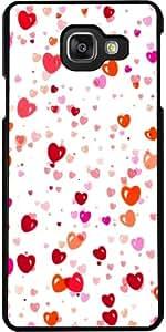 Funda para Samsung Galaxy A3 2016 (SM-A310) - Heart_2014_0602 by JAMFoto