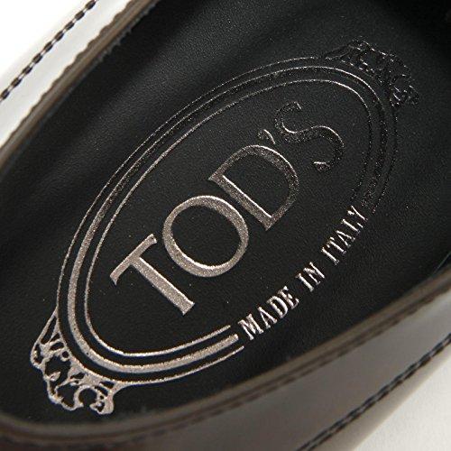 Women Shoes Scarpa 5018g Donna Rv Tod's Marrone Gomma Allacciato 0q6wq8v