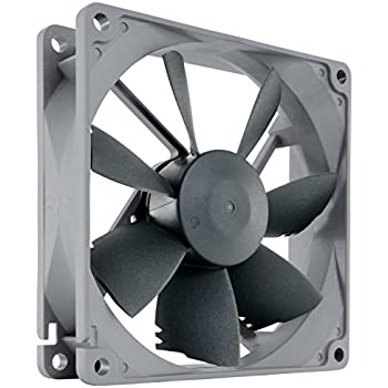 Noctua NF-B9 redux-1600 PWM, High Performance Cooling Fan, 4-Pin, 1600 RPM (92mm, Grey)