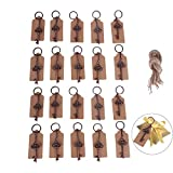 20 Pcs Key Bottle Opener, Giveme5 Wedding Favors Vintage Skeleton Key Bottle Opener with 20 Pcs Escort Tag Card and Twine for Guests Party Favors Rustic Decoration Review