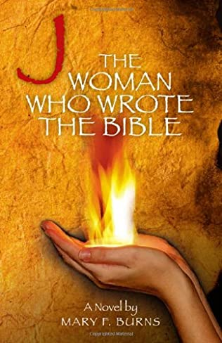 book cover of J The Woman Who Wrote the Bible