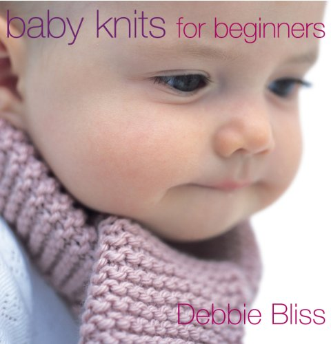 Debbie Bliss Knitting Patterns - Baby Knits For Beginners