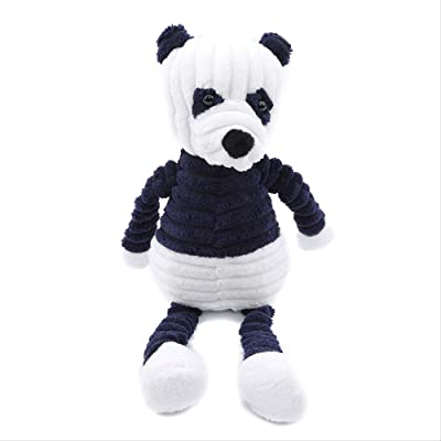 BEST9 Juguete Suave, Panda Animal Stripe bebé Juguete de Felpa para Juguetes Rellenos Suaves 34 * 15cm: Juguetes y juegos
