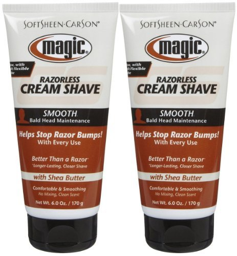 Magic Shave Smooth Razorless Hair Removing Creme Case Pack (Best Ddi Shaving Creams)