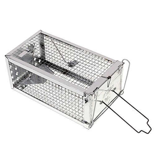 Rat Trap,Rats and Mice Live Humane Cage Trap ,O...