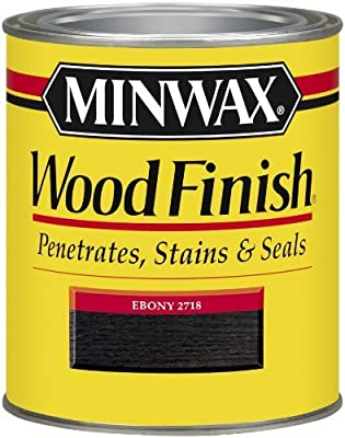 Minwax Wood Finish Penetrating Interior Wood Stain, 1/2 pint