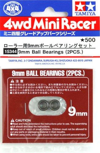 GP.344 DR ローラー用9mmボールベアリング [15344]