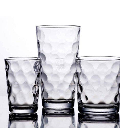 Galaxy Glassware 12-pc. Set
