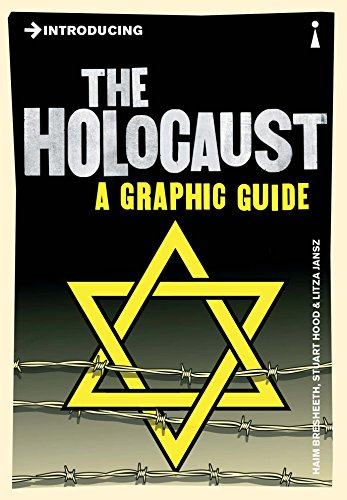 Introducing the Holocaust: A Graphic Guide (Introducing...) cover