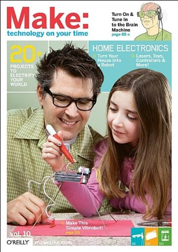 Make: Technology on Your Time Volume 10 (Tapa Blanda)