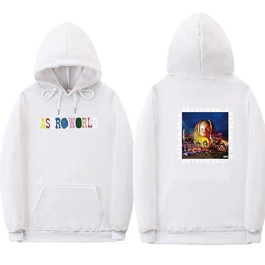5b657460cec4 Amazon.com: Astroworld Hoodies for Men Scott Astroworld Man Woman Hoodie  Sweatshirt Hoodies: Clothing