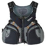 Stohlquist Keeper Lifejacket-Gray-L