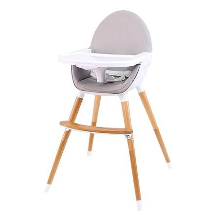 high chair Trona para niños, Mesa y sillas de Comedor para bebés ...