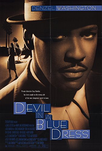 Devil in a Blue Dress 1995 Authentic 27