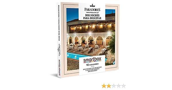 SMARTBOX - Caja Regalo - Paradores: Dos Noches para degustar ...
