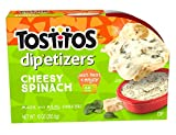 tostitos sauce - Tostitos Dip-Etizers Cheesy Spinach & Artichoke Dip, 10 Ounce