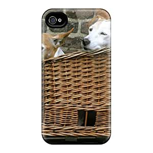 Iphone High Quality Tpu Case/ Paseo VUdPAxB6125RpkDV Case Cover For Iphone 4/4s