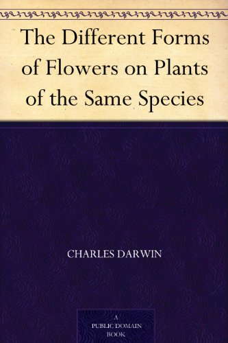 Plant Species - The Different Forms of Flowers on Plants of the Same Species