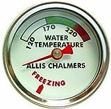 Water Temperature Gauge Allis Chalmer IB B C CA RC WC WC WD WD45 WF Tractor