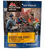 Tools & Hardware : Mountain House Biscuits and Gravy, 4.94 oz, Pouch