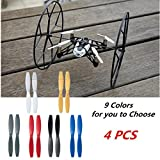 Alcoa Prime 4x Propellers Props Replacement Blade for Parrot Mini Drones Rolling Spider New