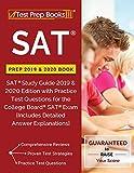 SAT Prep 2019 & 2020 Book: SAT Study Guide 2019 & 2020 Edition