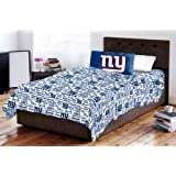 New York Giants Full Microfiber 4 Piece Sheets Sets